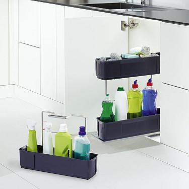 under sink pull out storage unit handles and more. Black Bedroom Furniture Sets. Home Design Ideas