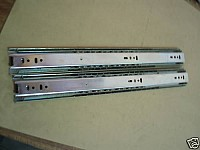 Ball Bearing Drawer Runners Kitchen Vanity Cupboards