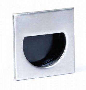 Door Handle Stainless Steel - 35X10mm