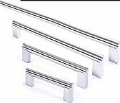Kitchen Bathroom Furniture Wardrobe Cupboard Door Handles Round And Square - Rotollo