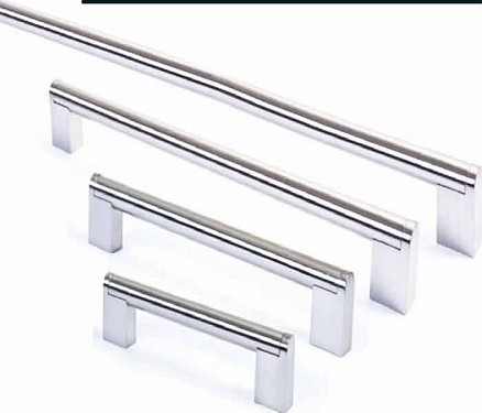 Brushed Nickel - Bar Handles