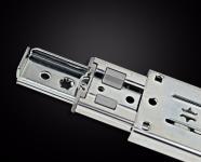 Soft close ball bearing drawer runners, load-bearing capacity up to 36 kg