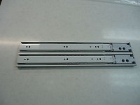 Soft Close Ball Bearing Drawer Runners Kitchen Vanity Cupboards