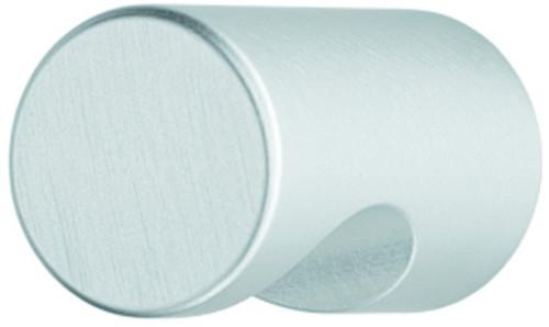 Aluminium Silver Coloured Door Knob