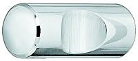 Brass Door Knob - Black, Chrome Or Nickel Plated