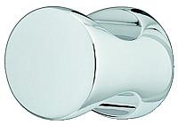 Zinc Alloy Door Knob, Matt-Nickel or Polished-Chrome Plated