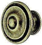 Antique Door Handles Zinc-alloy - Diameter: 30 mm