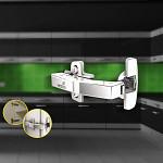 Concealed Hinge Sensys 8639i W90 kitchen cabinet door blind corner hettich germa