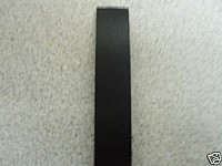 Iron on edging for kitchen cabinets vanity, black