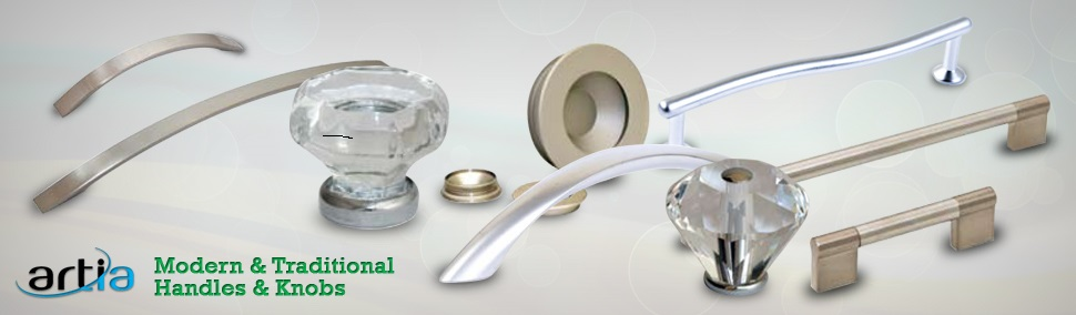 Modern & Traditional Handles & Knobs